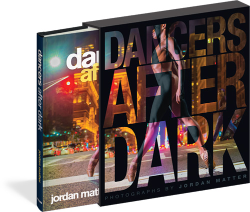 Dancers After Dark hardcover