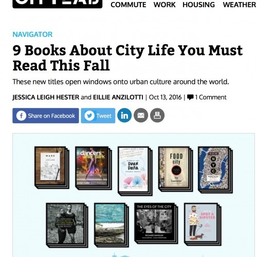 9 Books About City Life You Must Read This Fall